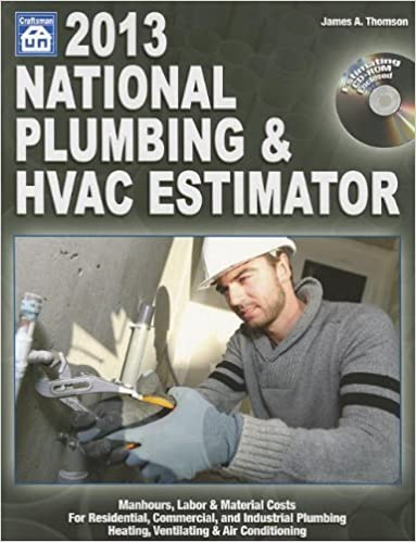 national plumbing hvac estimator with cdrom national plumbing hvac estimator wcd papcdr edition