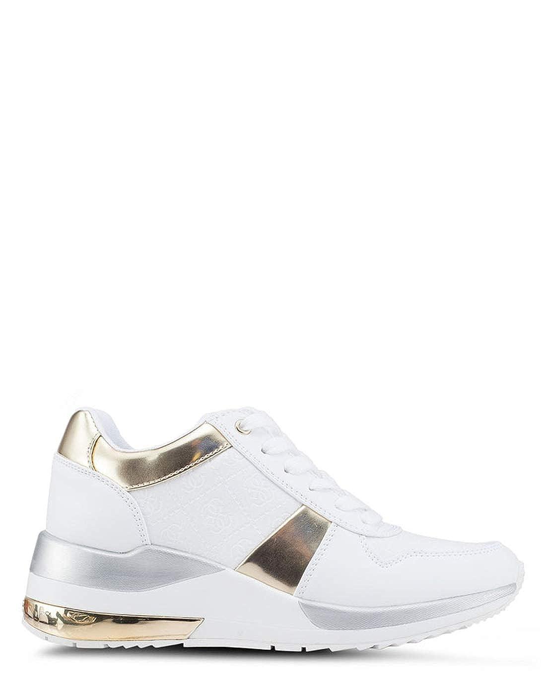 Guess Weiß Sneakers Janett Weiß