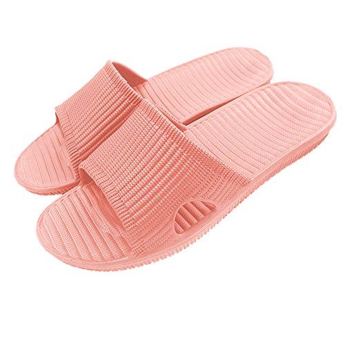 Opromo , Herren Zehentrenner Bare Pink