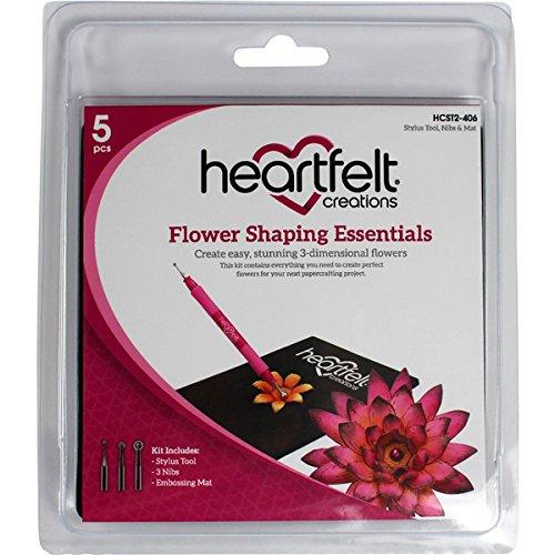 Creation Flower (Heartfelt Creations Essentials Flower Shape)