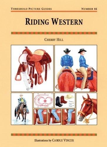 Riding Western (Threshold Picture Guides) by Cherry Hill - Cherry Hill Shopping Mall
