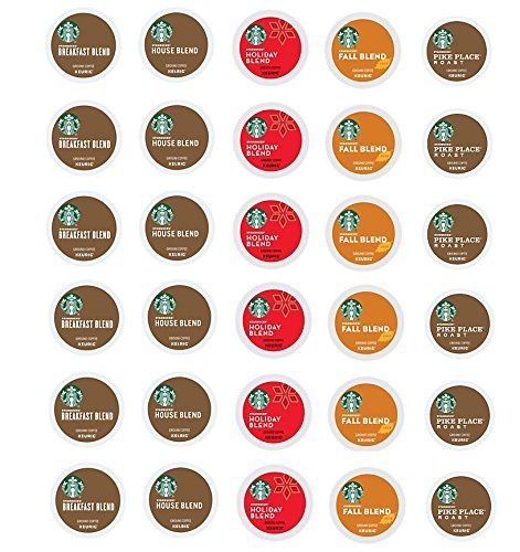 keurig variety pack medium roast - 4