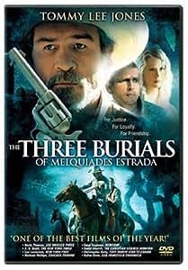 The Three Burials of Melquiades Estrada (Sous-titres français) [Import]