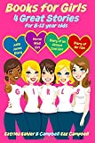 Books for Girls - 4 Great Stories for 8 to 12 year olds: Julia Jones' Diary, Horse Mad Girl, Diary...