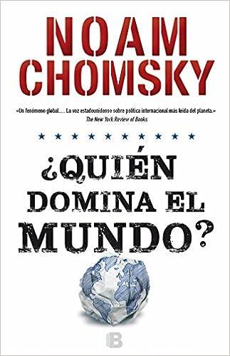 Book's Cover of ¿Quién domina el mundo? (No ficción) (Español) Tapa blanda – 13 octubre 2016