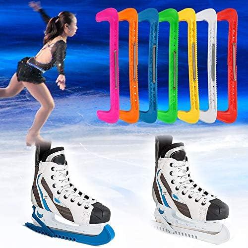 VGEBY Ice Skate Guards, Adjustable Protective Hockey Skating Blade Walking Covers