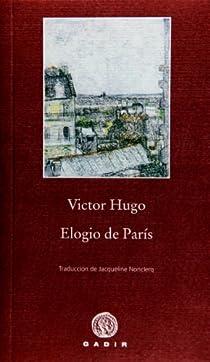 Elogio de París par Hugo