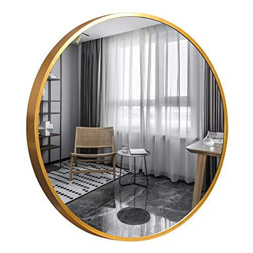 Trvone Round Mirror 24