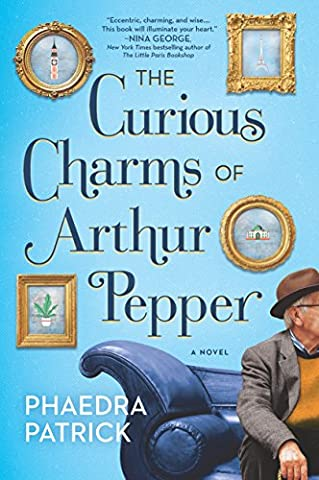 The Curious Charms of Arthur Pepper (Cd Audio Book Fiction)