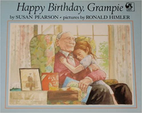 Book Happy Birthday, Grampie