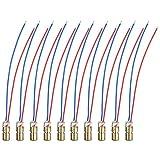 6mm laser module - Chinatera 10pcs Mini 650nm 6mm 5V 5mW Laser Dot Diode Module Head WL Red