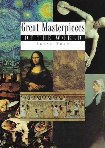 Great Masterpieces of the World (Great Masters) (Great Masterpieces Of Art)