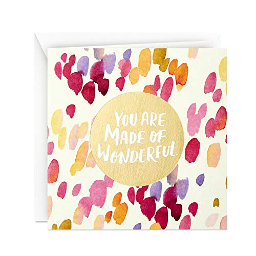 Hallmark Studio Ink Mothers Day Card (Made of Wonderful)
