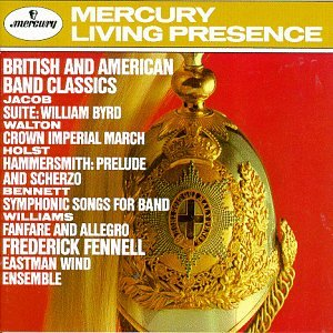 British and American Band Classics by FENNELL/EASTMAN