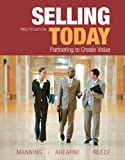 img - for Selling Today (12th Edition) by Gerald L. Manning (2011-03-05) book / textbook / text book