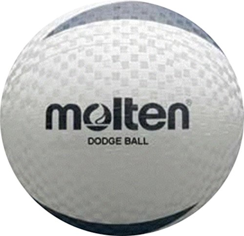Molten Soft Touch Dodgeball Throwing Catching Training & Practice Match Ball by Molten