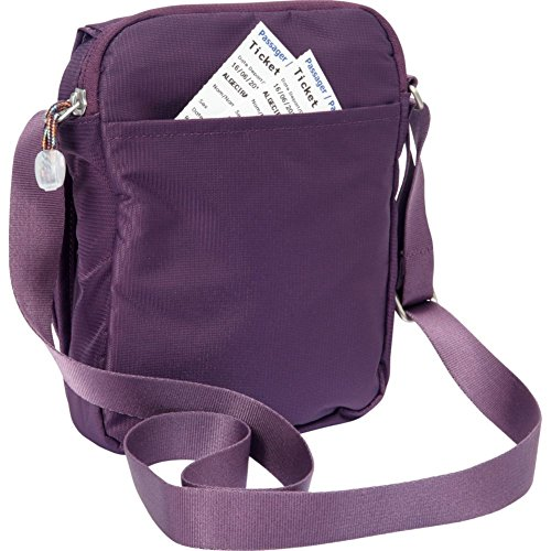Indigo Mini Terrace Brushed Security RFID 0 2 eBags with Graphite Brushed v7xdwnq5Sn