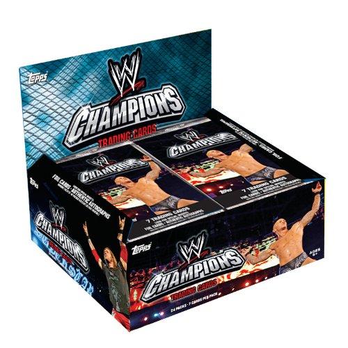 2011 Topps Champions Wrestling HOBBY
