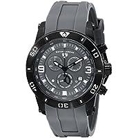 Swiss Legend Men's 10164-BB-014 Everest Analog Display Swiss Quartz Grey Watch