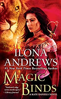 Magic Binds (Kate Daniels Book 9) by [Andrews, Ilona]