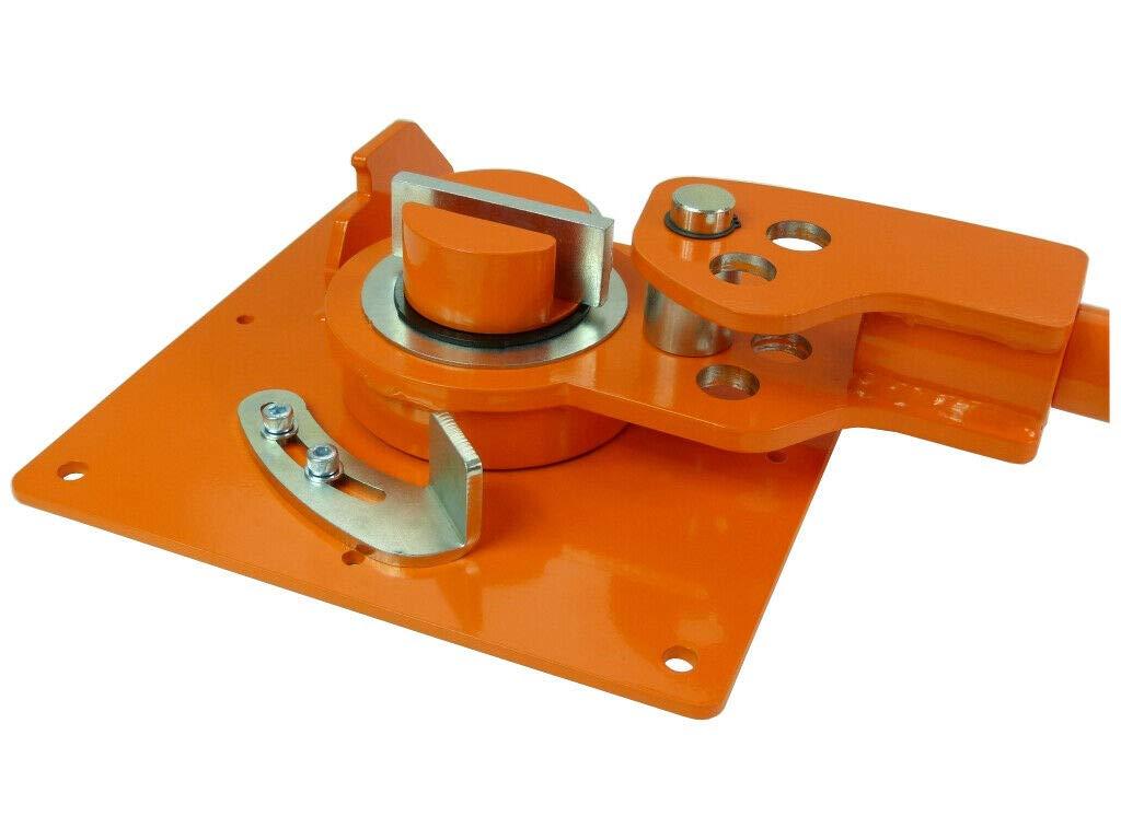 Buegeger/ät GR-6 Handbiegemaschine Eisen 6-20 mm Eisenstangen Biegemaschine