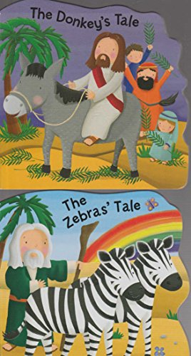 Camel Zebra (These six animal shaped board books illustrate Bible animal tales: Lambs, a donkey, Lions, Zebras, Camels, and a Whale. (c) 2016)