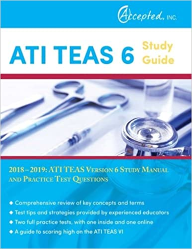 Ati teas 6 study guide 2018 2019 ati teas version 6 study manual ati teas 6 study guide 2018 2019 ati teas version 6 study manual and practice test questions fandeluxe Images