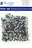 SS16 (4mm) Crystal AB Hot Fix Rhinestones 5 Gross (720 stones/pkg) Hotfix Rhinestones - 32 Colors and 4 sizes available