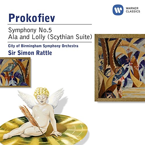 Scythian Suite, Op. 20: II. The Enemy of God and the Dance of the Pagan Monsters (Allegro sostenuto) (Rattle God)
