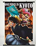 chopper wall scroll - Wall Scroll Poster Fabric Painting For Anime One Piece Monkey D Luffy & Tony Tony Chopper 313 S