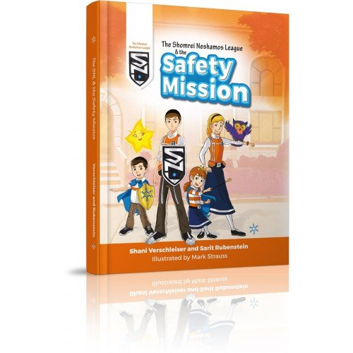 Download The Shomrei Neshamos League and the Safety Mission pdf epub