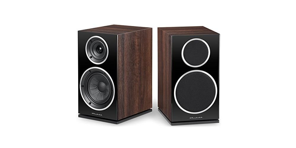 center audiophile infinity channel speaker primus bookshelf and black speakers