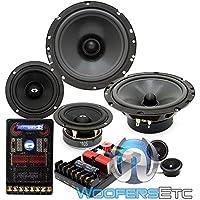 CDT Audio CL-6E32 6.5 3 3-Way Pro Component System