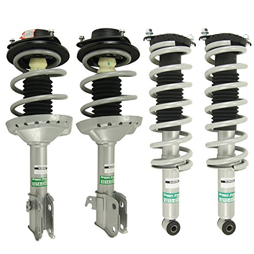 101995-SS - Full Set SENSEN Complete Strut Assembly for 05-09 Subaru Outback