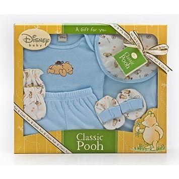 e91c5373fcc2 Amazon.com   Classic Pooh Baby Gift Set   Baby