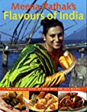 img - for Meena Pathak's Flavours of India book / textbook / text book