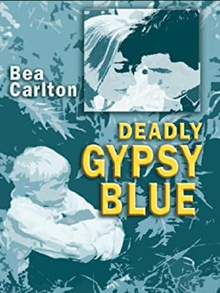 book cover of Deadly Gypsy Blue