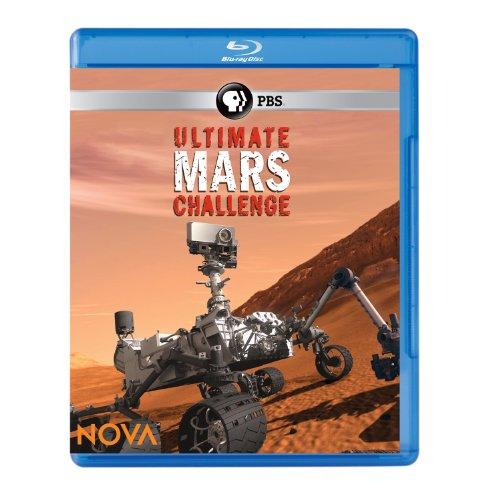 Nova: Ultimate Mars Challenge [Blu-ray]