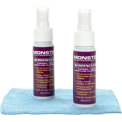 (Monster MBL CLNKIT-SM Screen Clean Mini - Traditional Packaging)