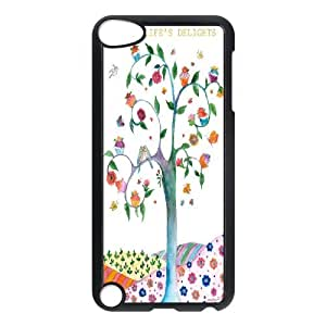 Painting - Tree of Life - Lucky faith Cell phone Case Cover For Samsung Case For Ipod Touch 5th XRF024497