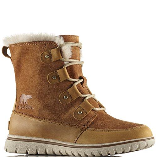 Elk Footwear (SOREL Women's Cozy Joan Booties, Elk 11)
