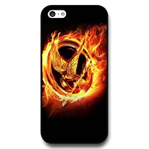 MMZ DIY PHONE CASEUniqueBox - Customized Black Hard Plastic iphone 6 plus 5.5 inch Case, The Hunger Games iphone 6 plus 5.5 inch case