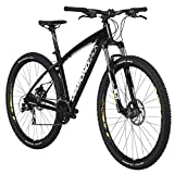 "Diamondback Bicycles Overdrive 29er Complete READY RIDE Hardtail Mountain Bike, 20""/Large Black"
