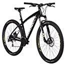 "Diamondback Bicycles Overdrive 29er Complete READY RIDE Hardtail Mountain Bike, 16""/Small Black"
