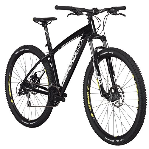 Diamondback Bicycles Overdrive 29er Complete READY RIDE Hardtail Mountain Bike, 22