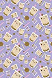 Boba Tea Notebook: Cute Pearl Bubble Tea Notebook