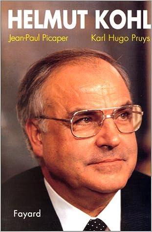 En ligne téléchargement Helmut Kohl pdf