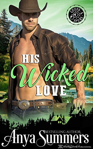 (His Wicked Love (Cuffs and Spurs Book 3))