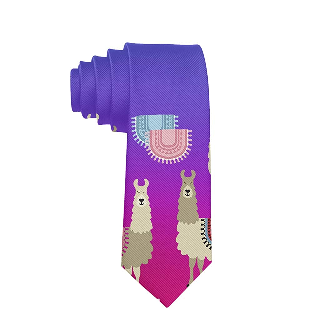 Casual Mens Necktie Suit Accessories Tie for Party Wedding Graduation