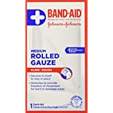 Johnson's Red Cross Brand Hospital Grade Rolled Kling Gauze Bandage, 7.5 cm